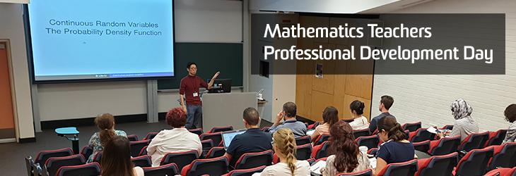 UNSW Maths Teachers PD Day