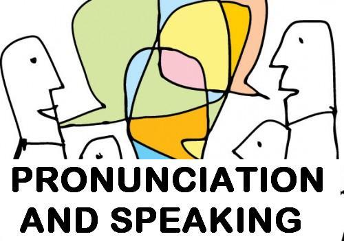 course pronunciation speaking